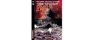 Cover Comicon The Walking Dead albo 18