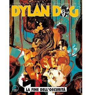 Dylan Dog 374 - La fine dell'oscurità