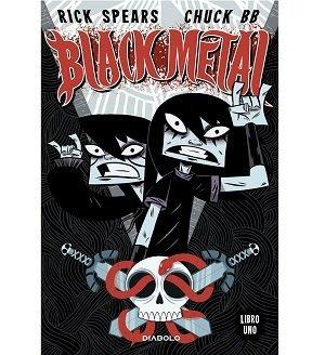 Black Metal di Rick Spears e Chuck BB