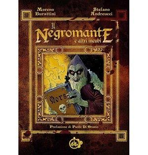 Il Negromante di Moreno Burattini e Andreucci