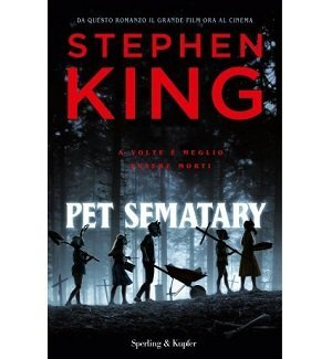 Pet Sematary di Stephen King