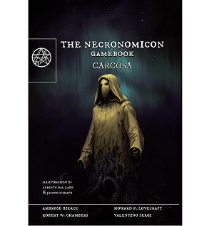 The Necroniomicon Gamebook - Carcosa