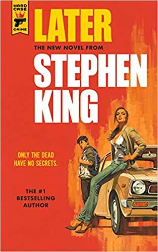cover del prossimo libro di stephen king