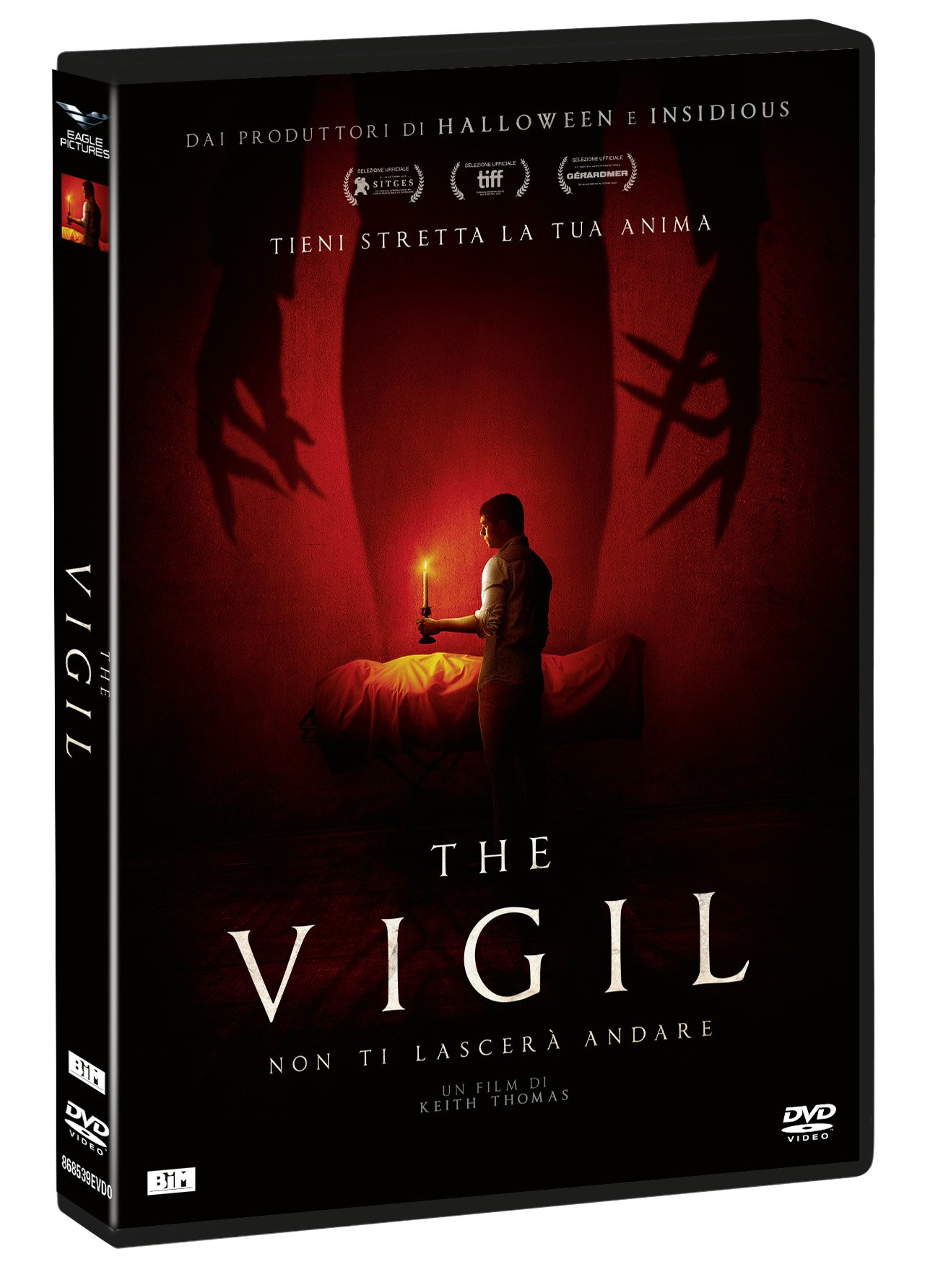 the vigil in home video