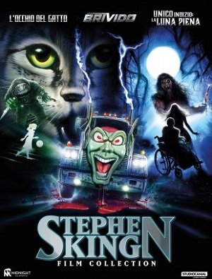 Stephen King Film Collection
