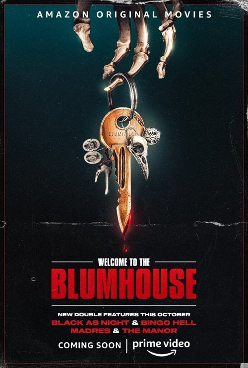 Welcome to the blumhouse 2021