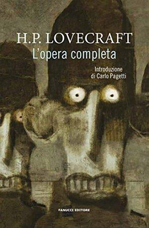 l'opera completa di lovecraft - la copertina