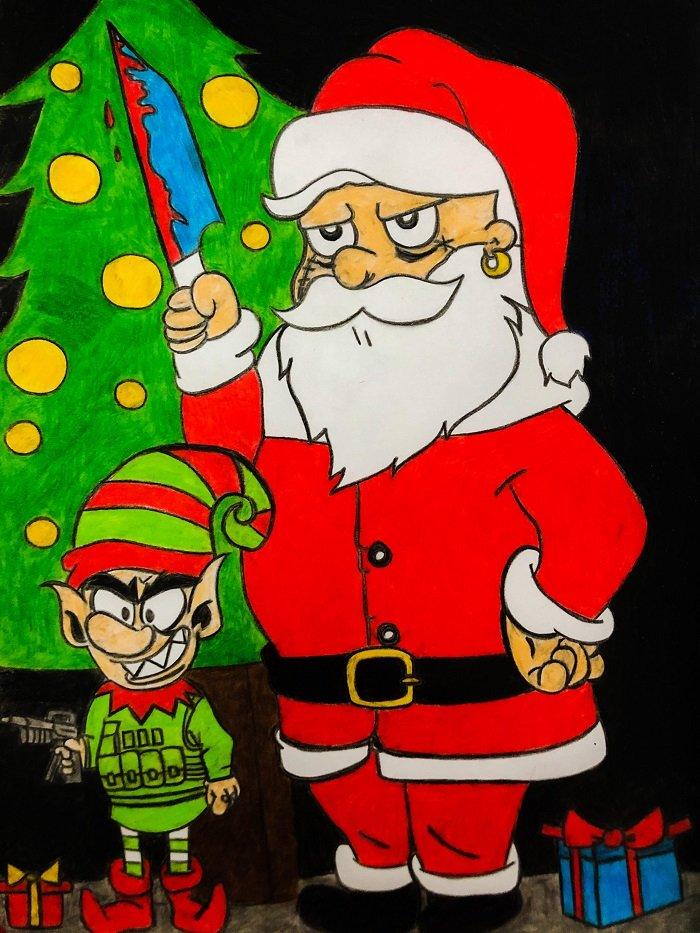 Un luminoso Natale di Andrea Cerasi