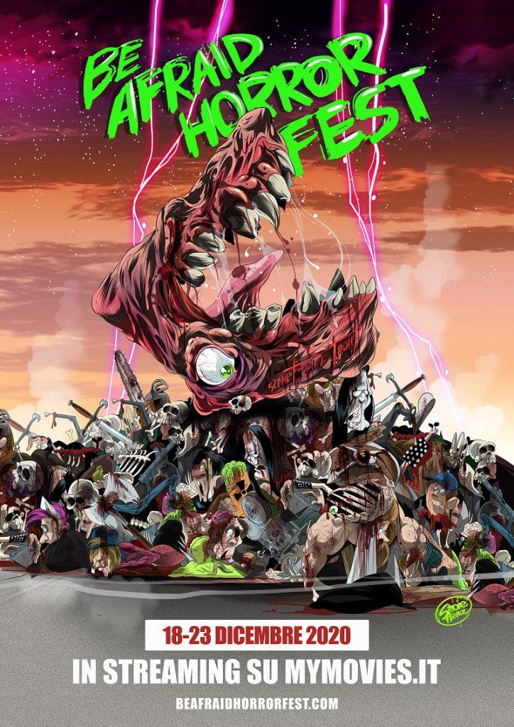 Be Afraid Horror Fest