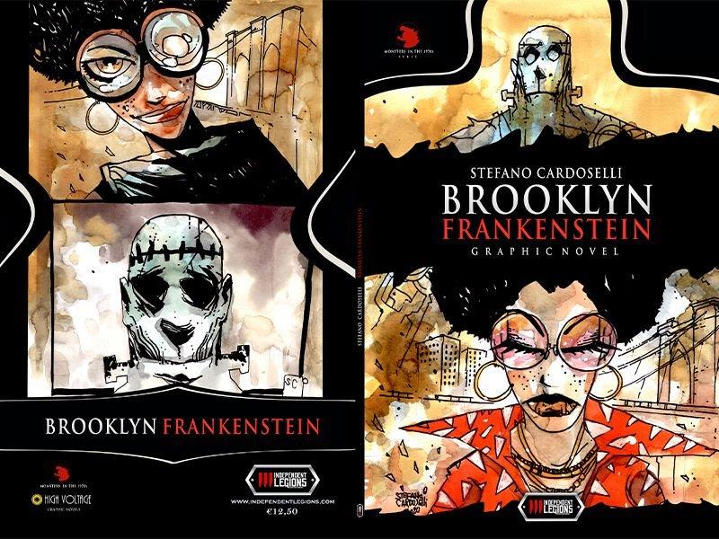 Brooklyn Frankenstein di Stefano Cardoselli
