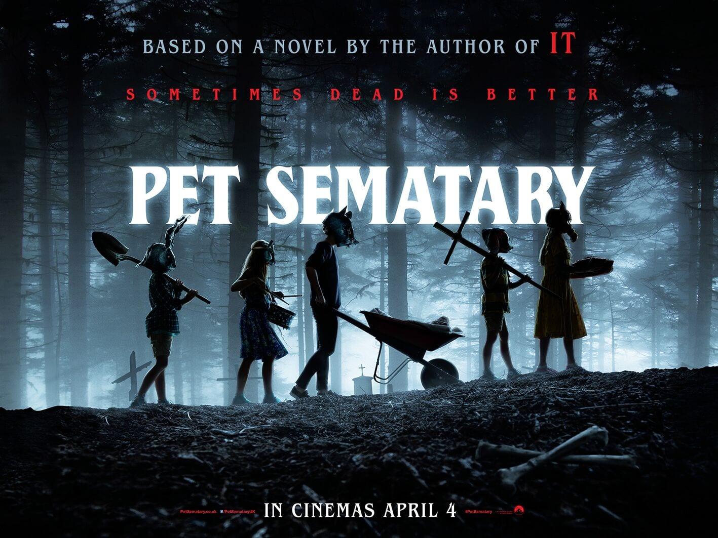 Pet Sematary, recensione