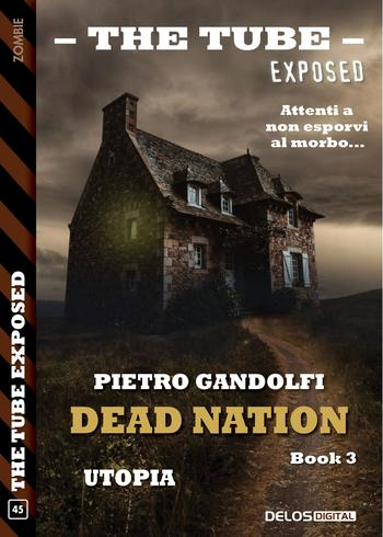 dead nation: utopia - la copertina