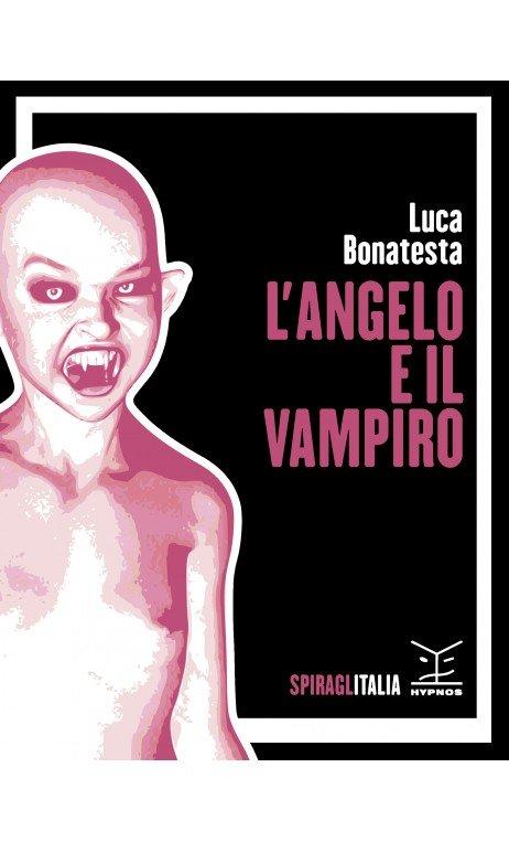 L'angelo e il vampiro - cover