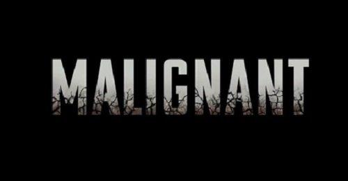 Malignant di James Wan - logo