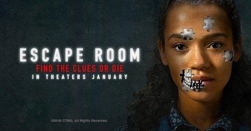 escape room recensione - locandina