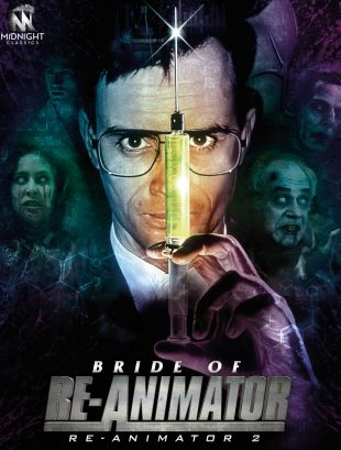 Bride of Re-Animator - locandina