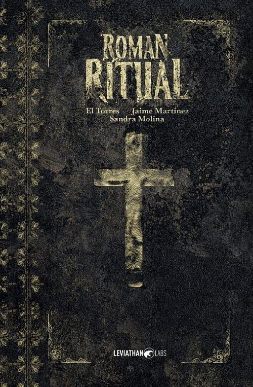 roman ritual - la copertina