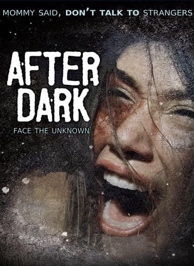 After dark - locandina