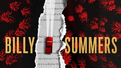 Billy Summers di Stephen King - banner