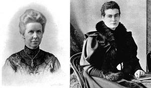 Eleanor Jourdain e Anne Moberley