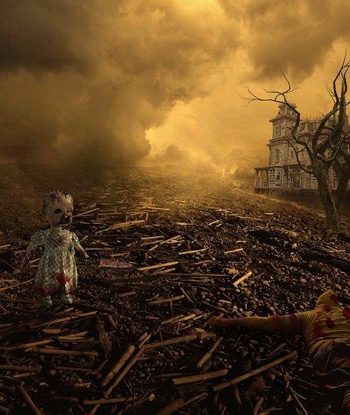 La bambola assassina di Anna Vascella - Racconto Horror gratuito
