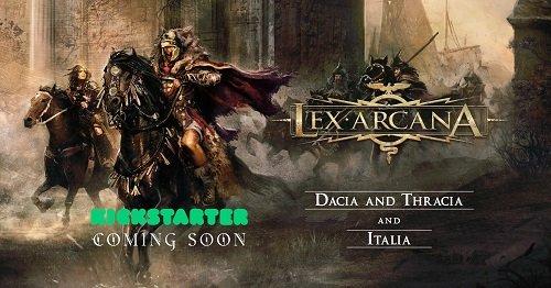 Lex Arcana - banner