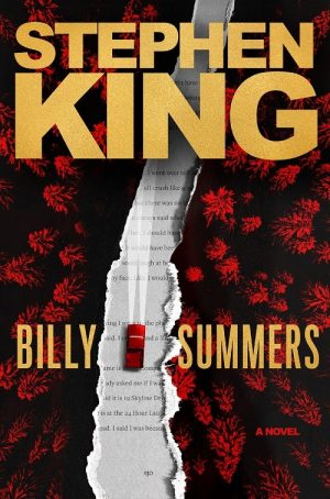 Billy Summers di Stephen King - cover