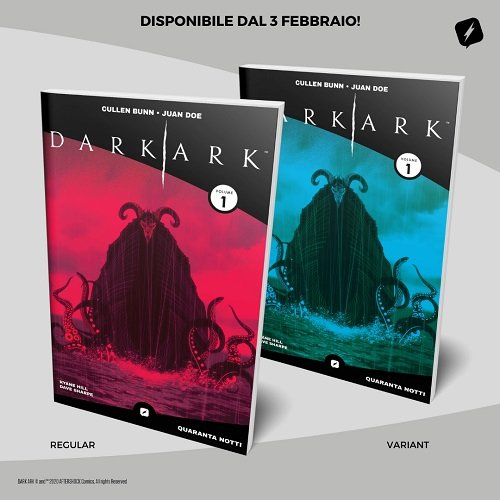 Dark Ark volume 1: le 2 dover