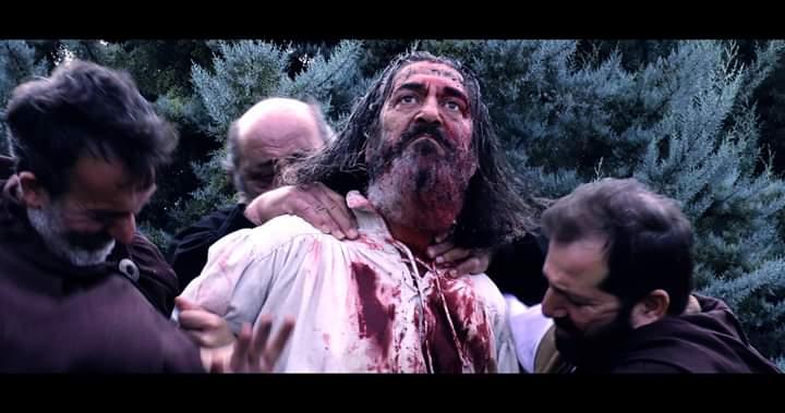 Dio non ti odia - Una scena del film
