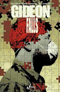 Gideon Falls 4 - copertina