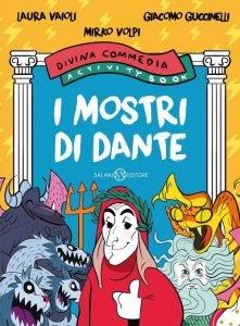 I mostri di Dante - copertina