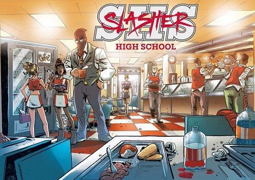Slasher High School - nuovo gdr horror