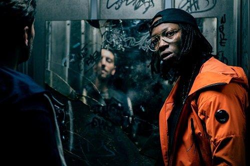Il leader - nuova serie tv thriller Netflix