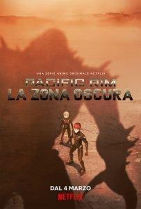 Pacific Rim: la zona oscura - locandina poster italiano