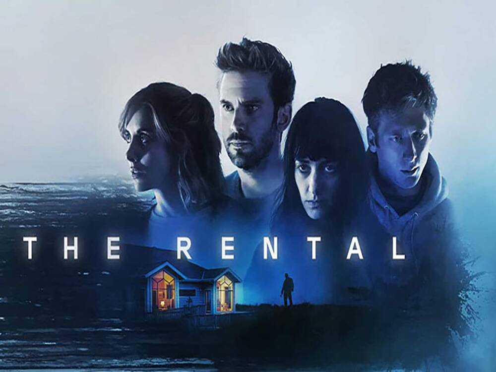 The Rental - locandina