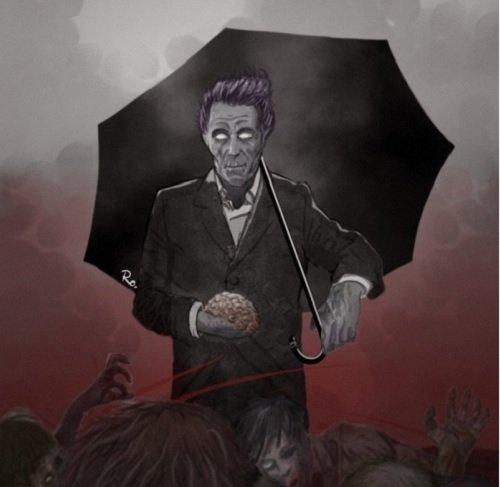 Racconto vincitore di Z di Zombie 2021 - Colui tra noi di Angelo Marenzana