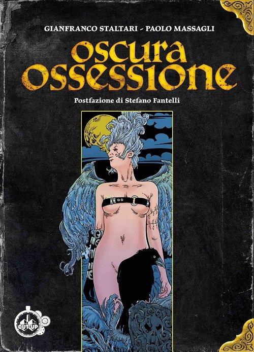 Oscura Ossessione - cover