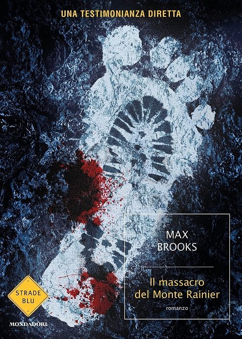 Il massacro del Monte Rainier - copertina