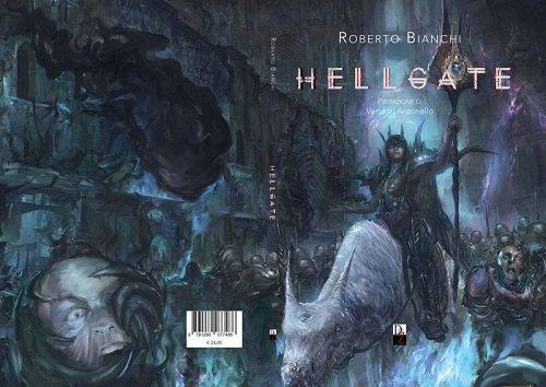 Hellgate di Roberto Bianchi - cover