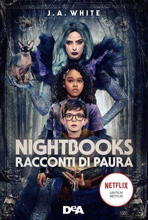 Nightbooks - racconti di paura di J.A. White