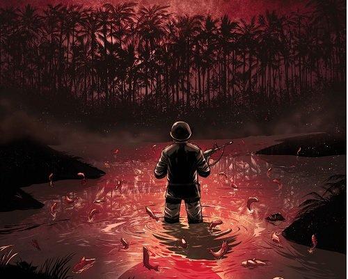 Vietnam horror - Leviathan Labs