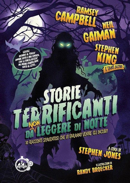 Storie terrificanti da non leggere di notte - copertina