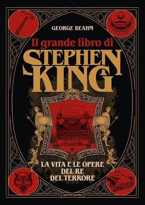 Il grande libro di Stephen King - copertina