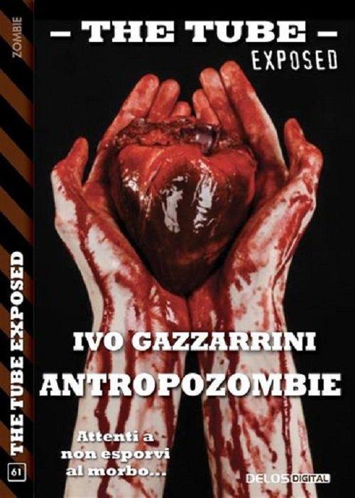 Antropozombie - copertina