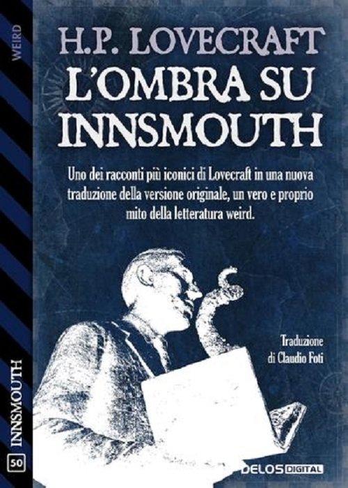 L'ombra su Innsmouth - copertina